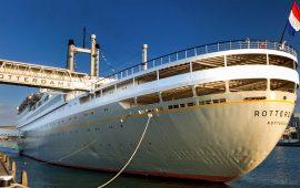Steamship Rotterdam Katendrecht